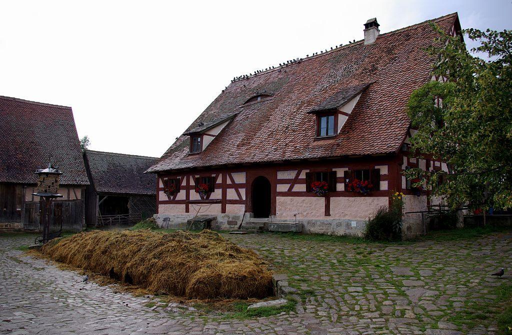 Bauernhaus 1684 aus Seubersdorf