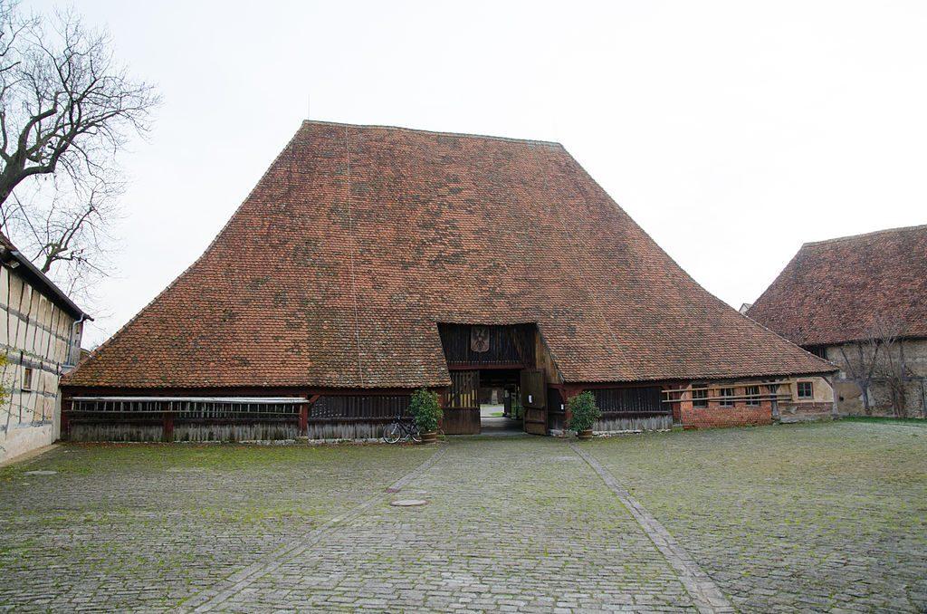 Der alte Bauhof