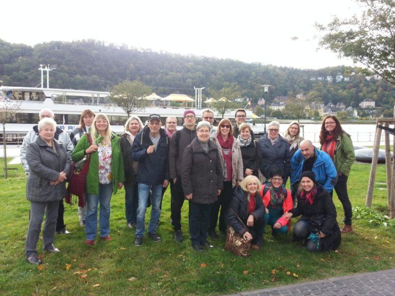 Ausflug ins Rheingau