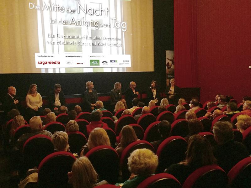 Kino-Tour mit Podiumsdiskussion