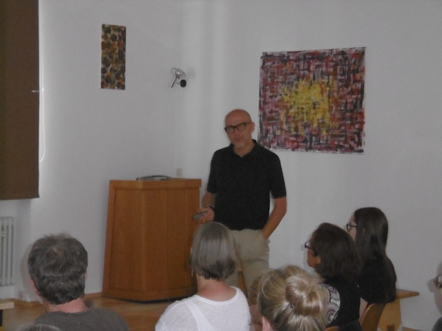Vortrag von Dr. med. Schrettenbrunner