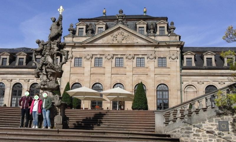 Ausflug Fulda