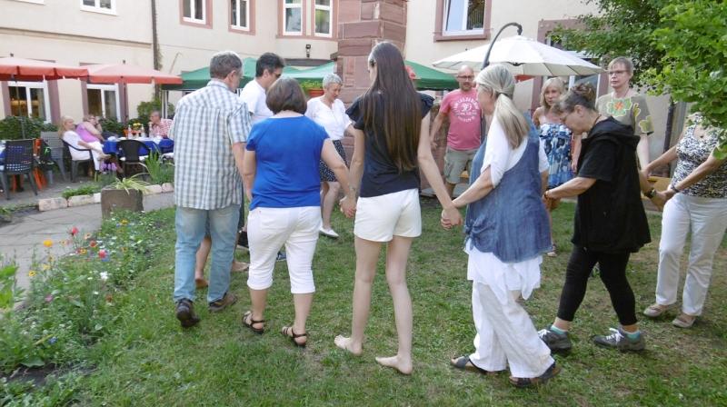 Sommerfest im MIZ