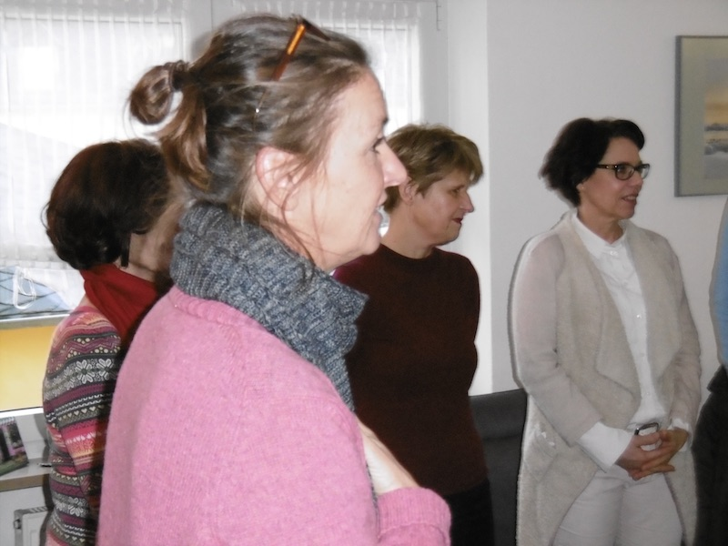 Workshop mit Christine G. Holzer
