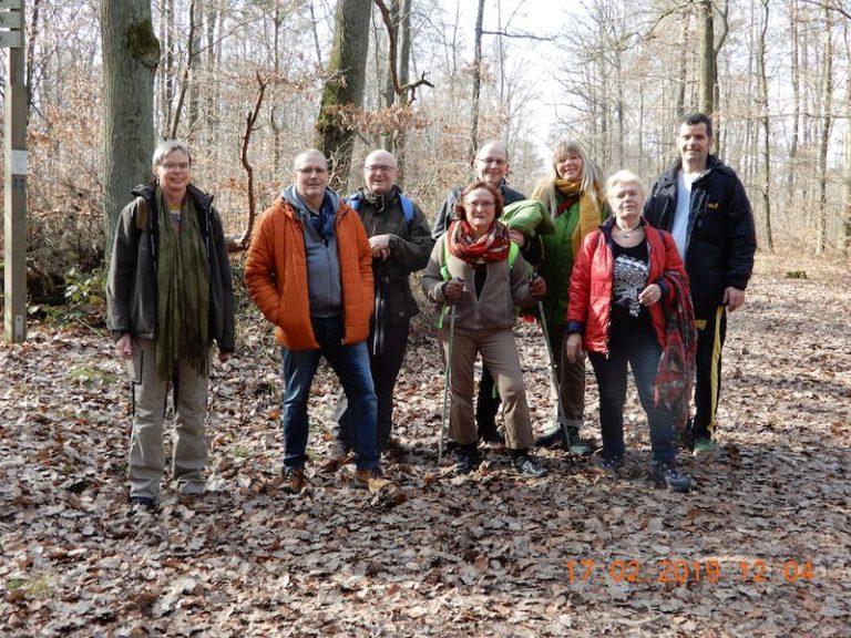 Wanderung durch das Steinbachtal