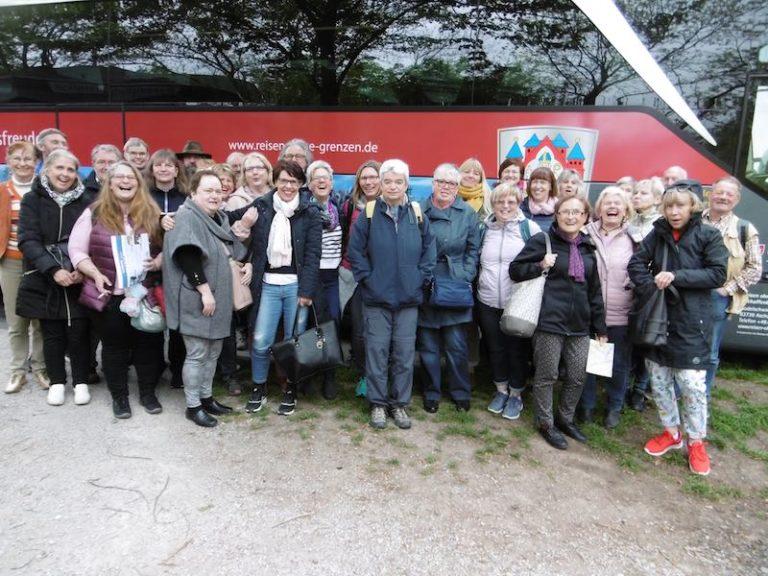 Ausflug nach Limburg - Gruppenfoto