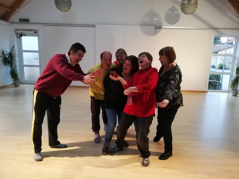 Theaterworkshop Begegnungen